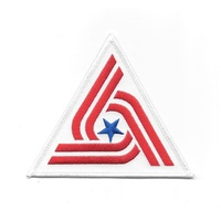 Alien Movie Triangle U.S. Tricentennial Flag