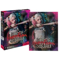 Suicide Squad Harley Quinn 1,000 Piece Puzzle