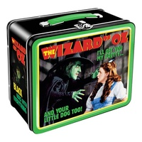 Wizard of Oz Witch Large Lunch Box Tin Tote