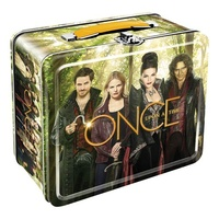 Once Upon a Time Large Lunch Box Tin Tote