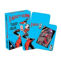 Batman Harley Quinn Playing Cards
