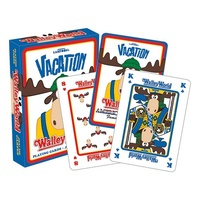 National Lampoon's Vacation Walley World Playing Cards
