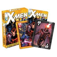 X-Men Comic Playing Cards