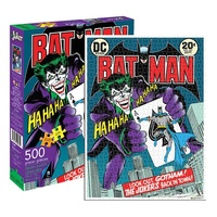 Batman Joker Comic Cover 500 Piece Puzzle