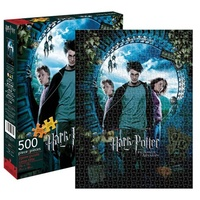 Harry Potter and the Prisoner of Azkaban Movie Poster 500 Piece Puzzle