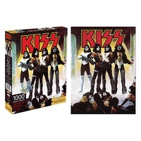 KISS Love Gun 1,000 Piece Puzzle