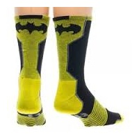 Batman Mens Active Crew Socks
