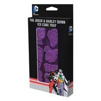 DC Comics Joker and Harley Quinn Ice Cube Tray