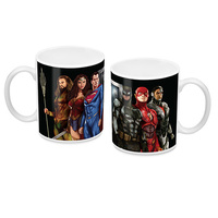 Justice League Movie Coffee Mug