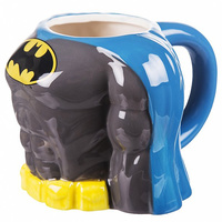 Batman Chest Moulded Coffee Mug