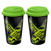 Justice League Movie Logo Travel Mug