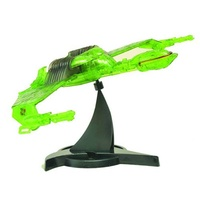 Stark Trek III Klingon Bird of Prey Partial Cloak Ship Electronic Vehicle