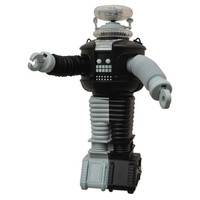 Lost In Space B-9 Robot Antimatter Version Electronic Action Figure