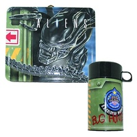 Aliens Lunch Box with Thermos Previews Exclusive