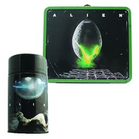 Alien Egg Distressed Lunch Box with Thermos Previews Exclusive
