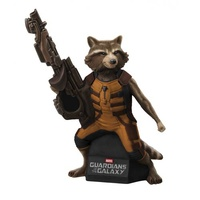 Guardians of the Galaxy Rocket Raccoon Figural Bank - Previews Exclusive