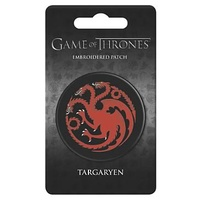 Game of Thrones House of Targaryen Embroidered Patch