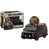 A-Team - Van with B.A. Baracus Pop! Ride