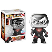 TV: G.I. Joe – Destro NYCC 2017 US Exclusive Pop! Vinyl Figure
