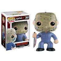 Friday the 13th - Jason Voorhees US Exclusive Pop! Vinyl [RS]