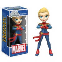 Captain Marvel - Captain Marvel Rock Candy