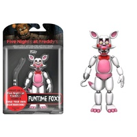 "Five Nights at Freddy's - Funtime Foxy 5"" Action Figure"