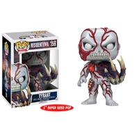 "Resident Evil - Tyrant US Exclusive 6"" Pop! Vinyl [RS]"