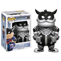 Kingdom Hearts - Pete (Black & White) US Exclusive Pop! [RS]