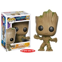 "Guardians of the Galaxy: Vol. 2 - Groot 10"" Life-Size US Exclusive Pop! Vinyl [RS]"