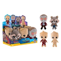 Guardians of the Galaxy: Vol. 2 - Hero Plush Assortment Groot, Rocket, Groot Ravager, Star Lord