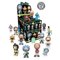 Rick & Morty - Mystery Minis series 01 Hot Topic US Exclusive Blind Box [RS]