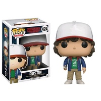 Stranger Things - Dustin with Compass Pop! Vinyl