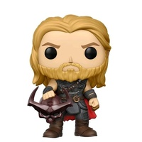 Thor 3: Ragnarok - Thor with Surtur Head US Exclusive Pop! Vinyl