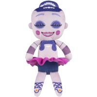 Five Nights at Freddy's: Sister Location - Ballora Plush Toy
