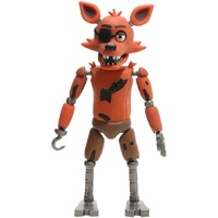 "Five Nights at Freddy's - Foxy Glow 5"" Articulated Action Figure [RS]"