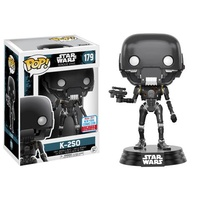 Star Wars: Rogue One – Action Pose K-2SO NYCC 2017 US Exclusive Pop! Vinyl Figure