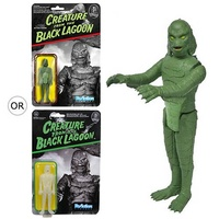Universal Monsters Creature from the Black Lagoon ReAction 3 3/4-Inch Retro Action Figure