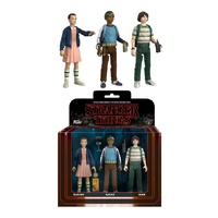 Stranger Things - Action Figure 3-Pack #1