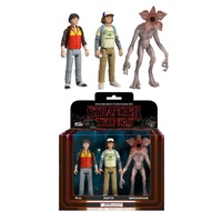 Stranger Things - Action Figure 3-Pack #2