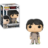 Stranger Things - Mike Ghostbuster Pop! Vinyl