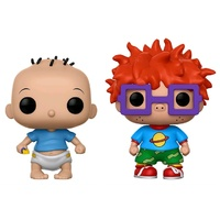Rugrats - Tommy & Chuckie US Exclusive Pop! Vinyl 2-Pack [RS]