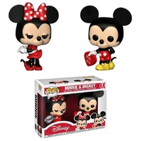 Mickey Mouse - Mickey Minnie Valentine US Exclusive Pop! Vinyl 2-pack