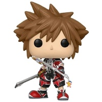 Kingdom Hearts - Sora Brave US Exclusive Pop!