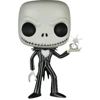 The Nightmare Before Christmas - Jack Skellington with Snowflake US Exclusive Pop! Vinyl