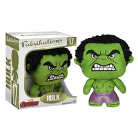 Avengers Age of Ultron Hulk Fabrikations Plush