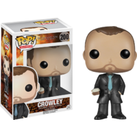 Supernatural - Crowley Pop! Vinyl