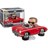 Agents of SHIELD - Director Coulson with Lola Pop! Ride