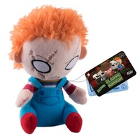 Childs Play Chucky Mopeez Plush