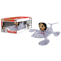 DC Comics - Invisible Jet Pop! Ride