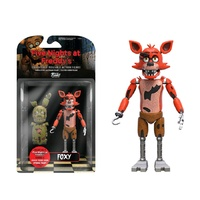 Five Nights At Freddy's - Foxy Articulated Action Figure